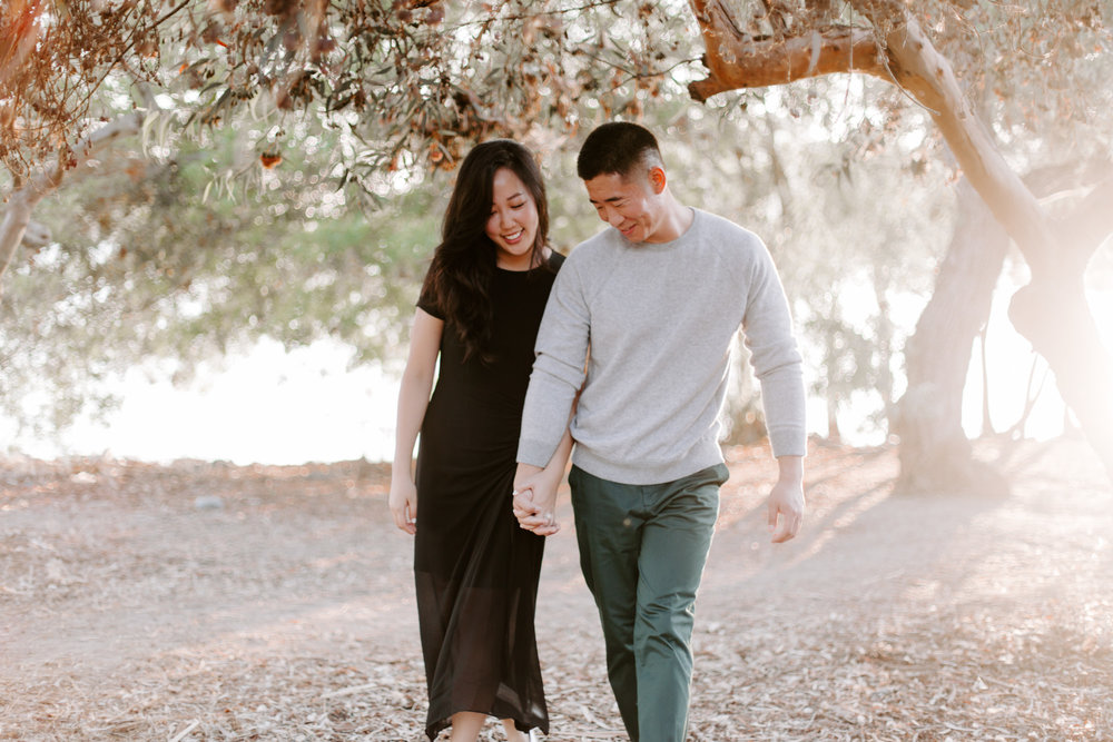 San Diego Engagement photography at Lake Murray016.jpg