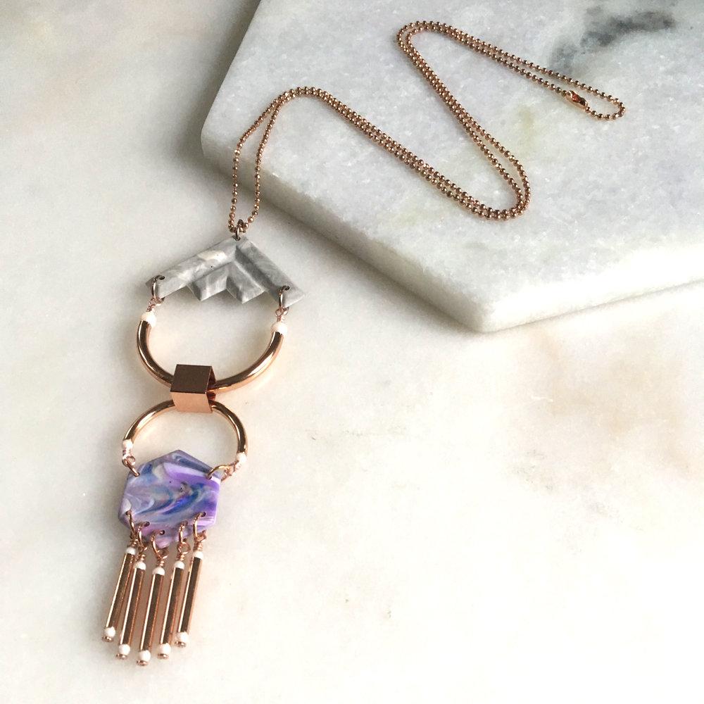 Merle O'Grady necklace,  €95