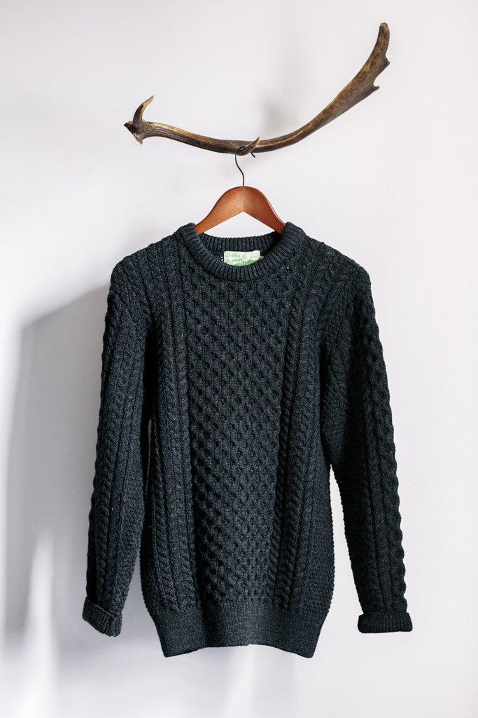 Scout Aran knit jumper,  €74