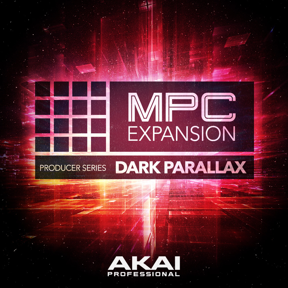 Dark Parallax for Akai MPC/PC