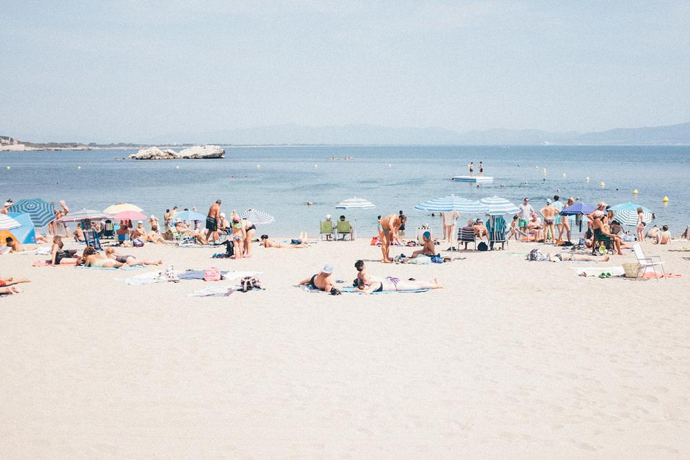 spain beach summer