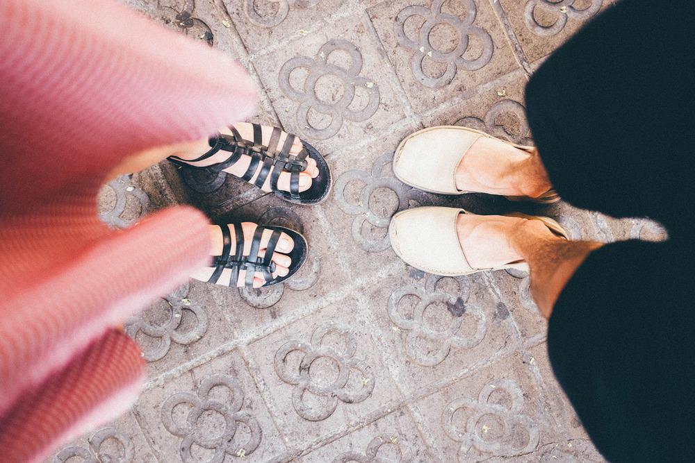 barcelona spain love fashion
