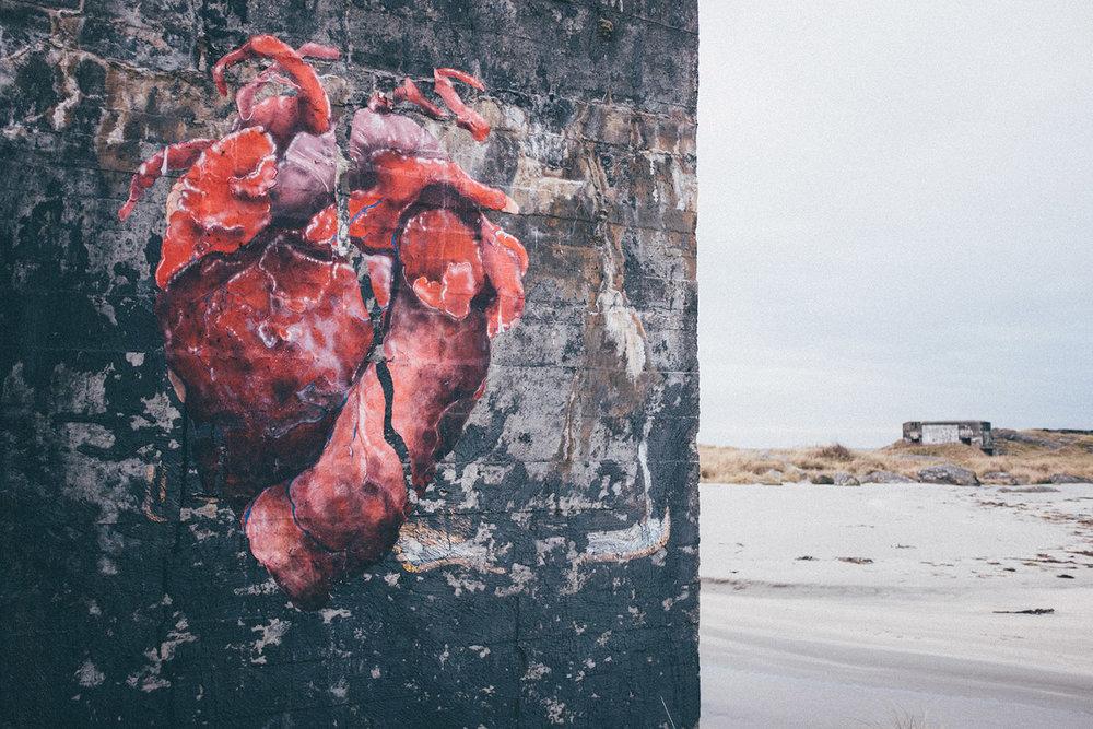 street art solastranden stavanger