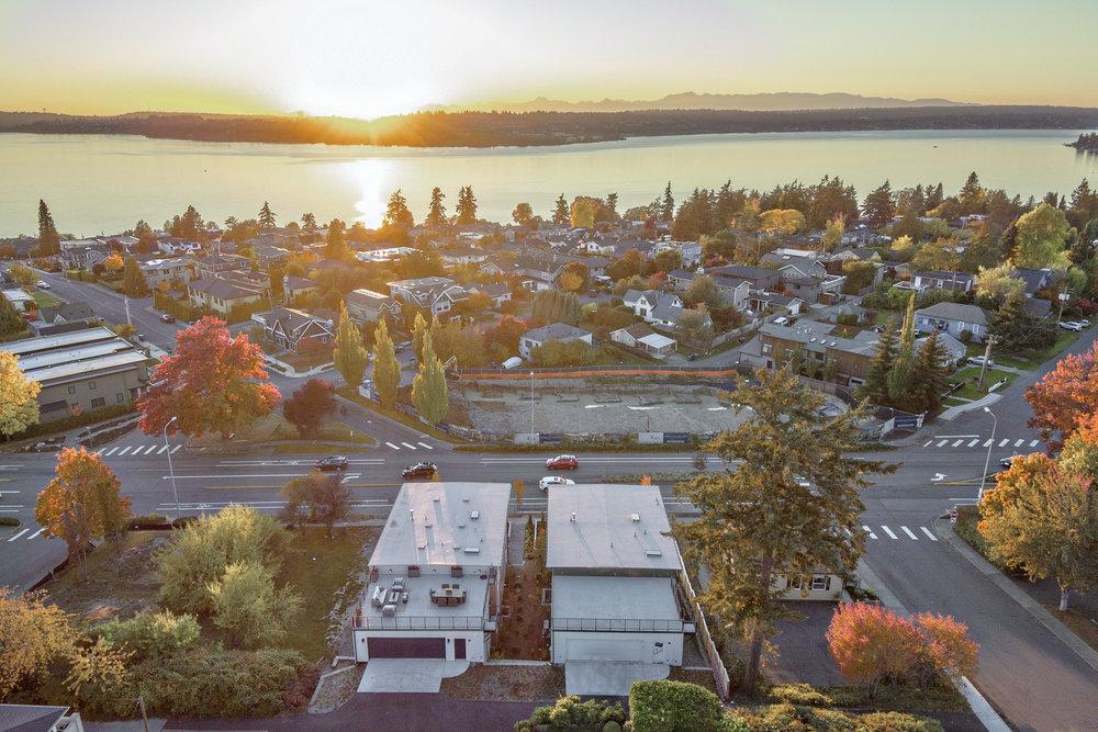 Lake Washington Views