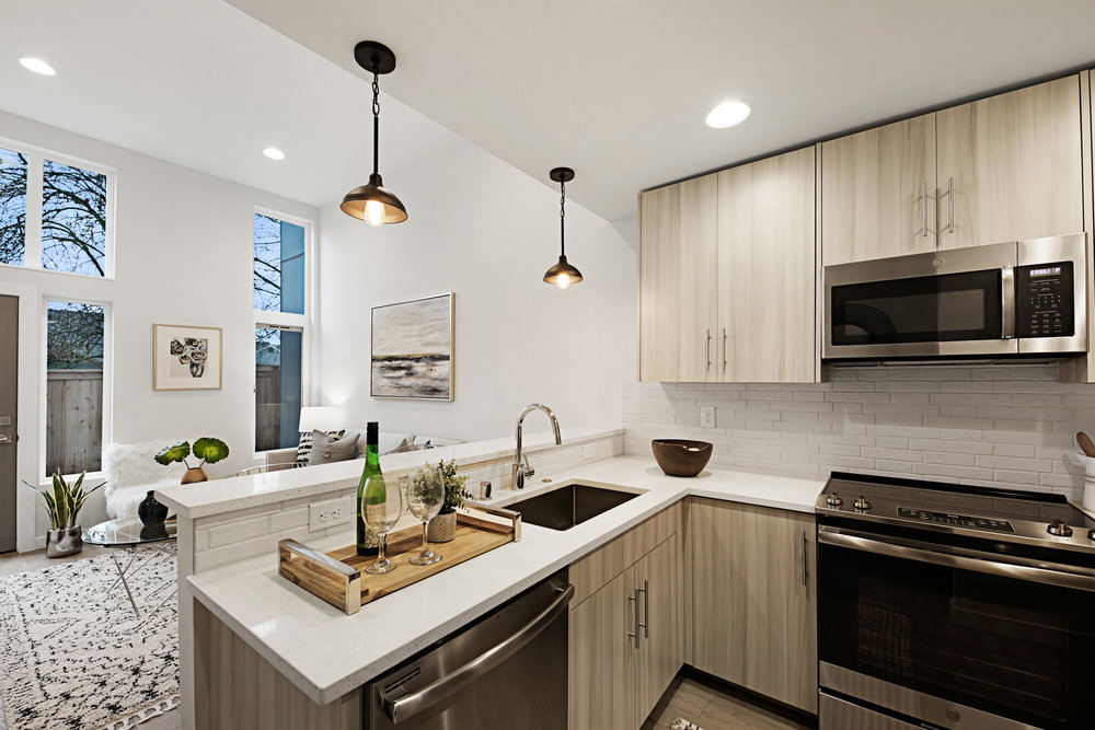 6 New Townhomes NOW SELLING!
