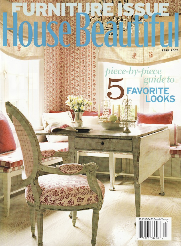 House Beautiful Cover