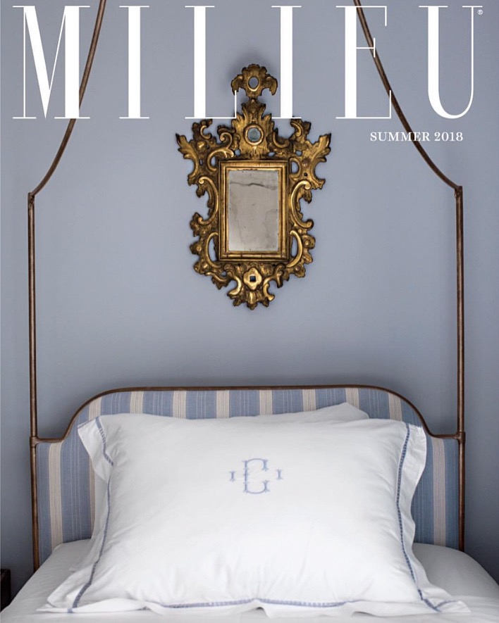 Milieu Magazine COVER