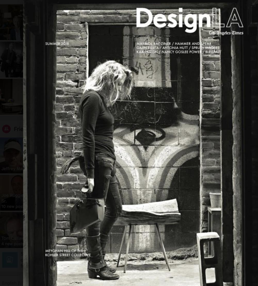 DesignLA Magazine  COVER