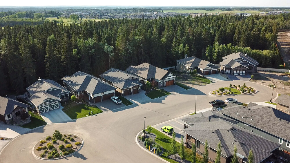 New Sylvan Lake Show Home Now Open    Learn More