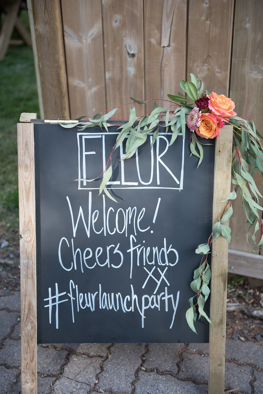 #fleurlaunchparty