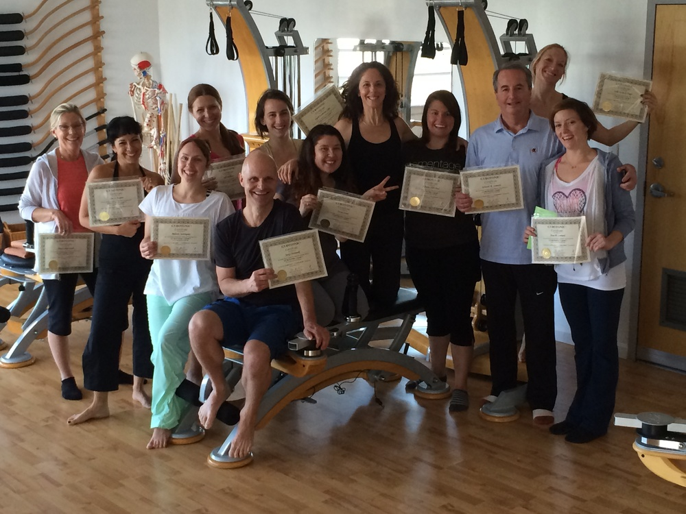 GYROTONIC® Final Certification