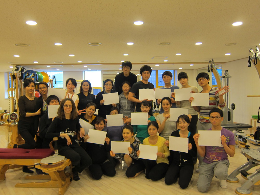 GYROTONIC® Final Certification in Seoul