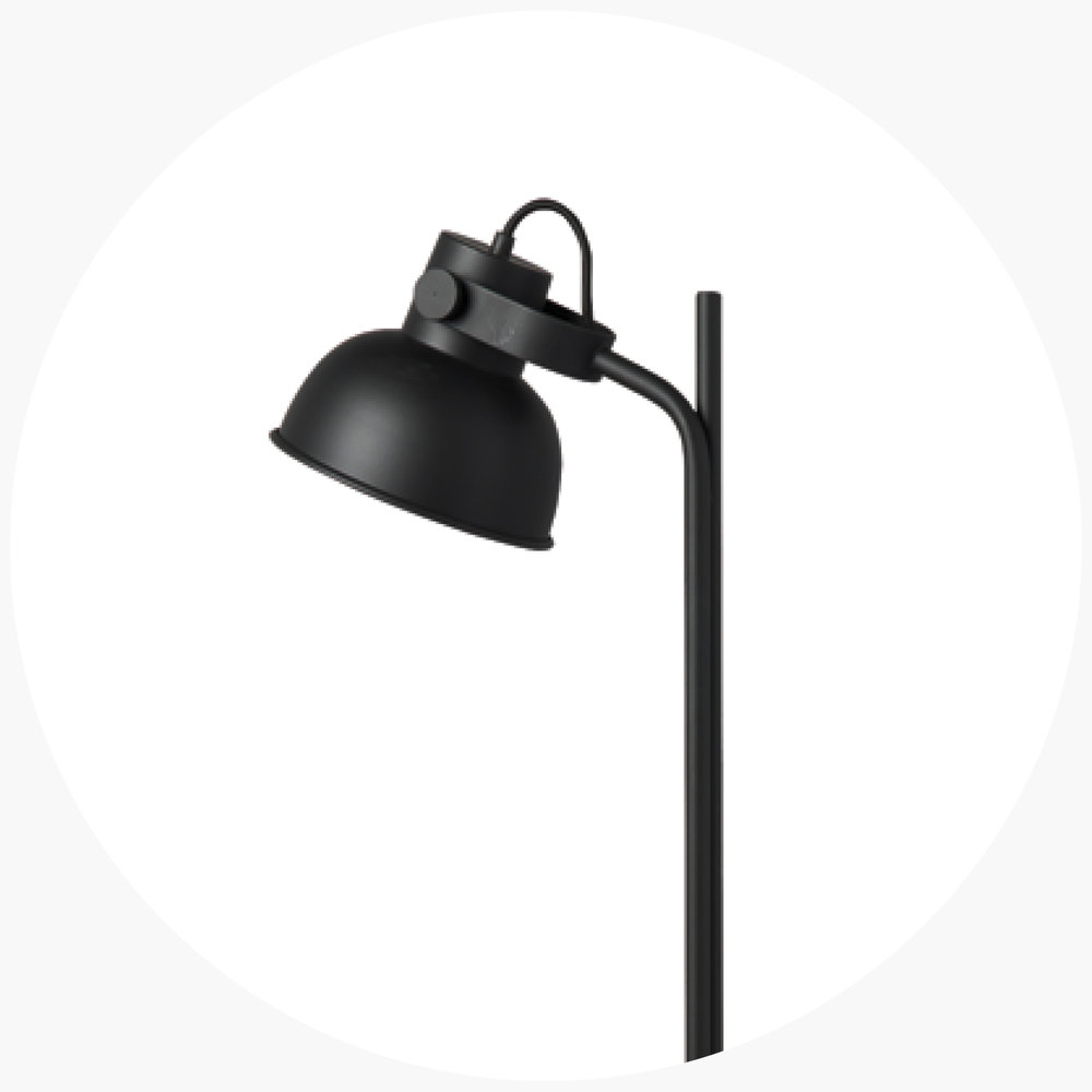 1   soft reading light   .  shift floor lamp $459.00