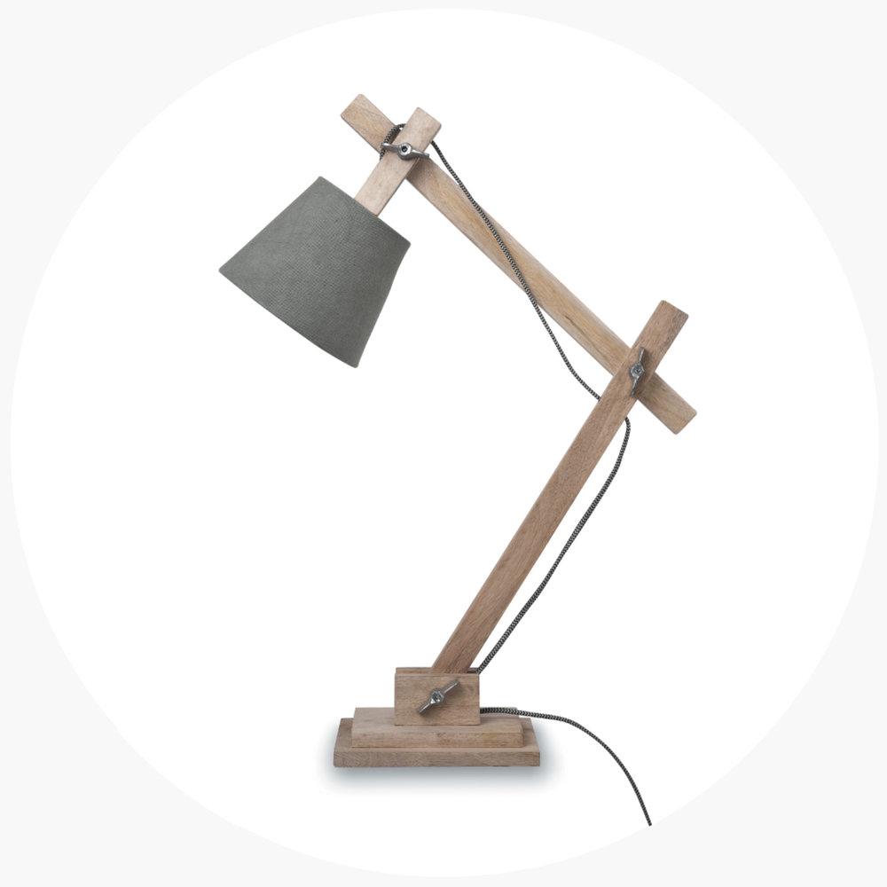 4 .   guarida table lamp   $169.00