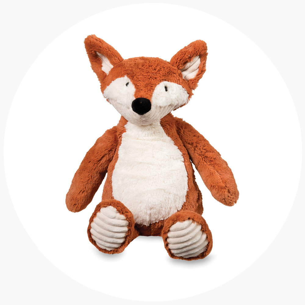 6 .   basil the fox   from $29.90