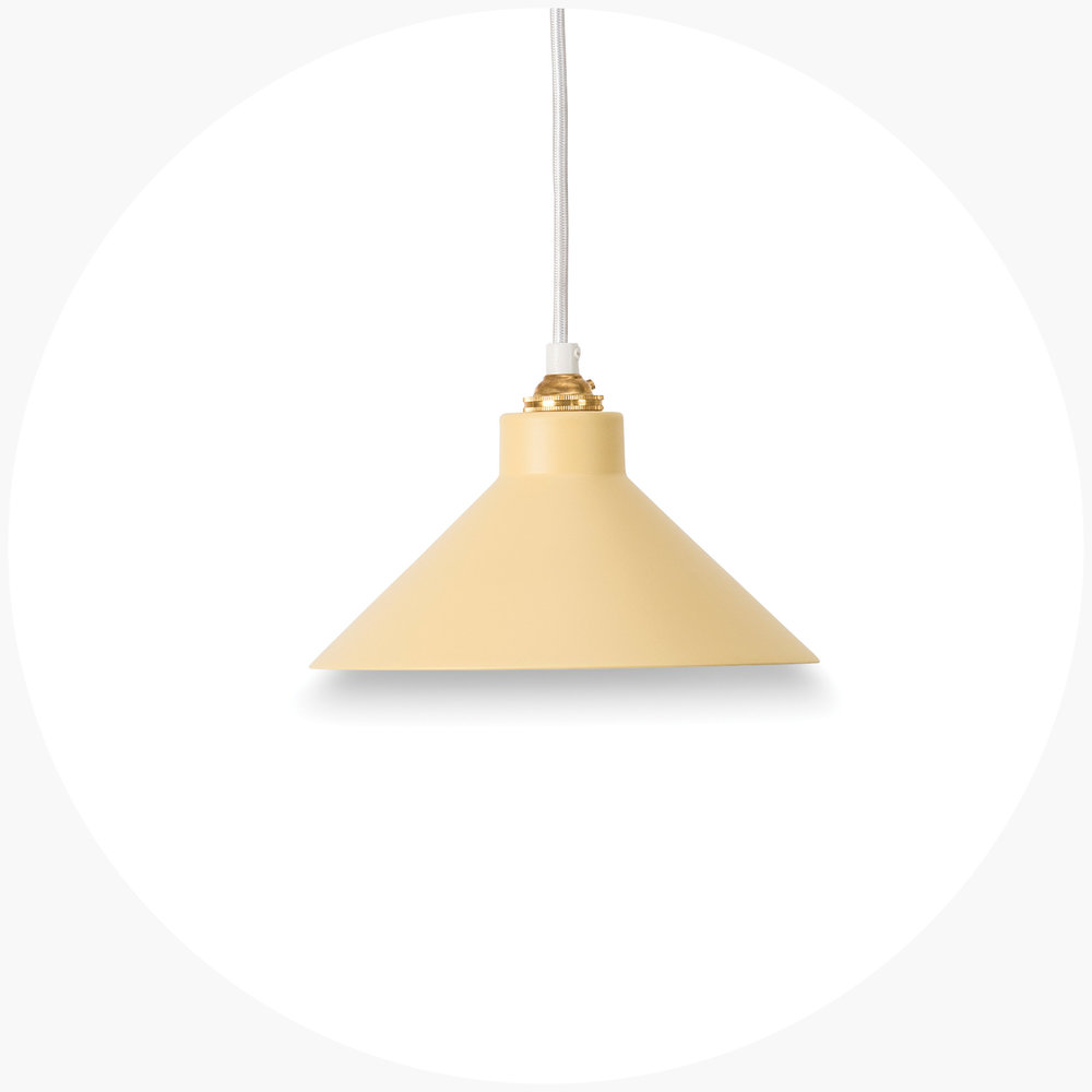 Terrain Pendant Light Shade $79.90