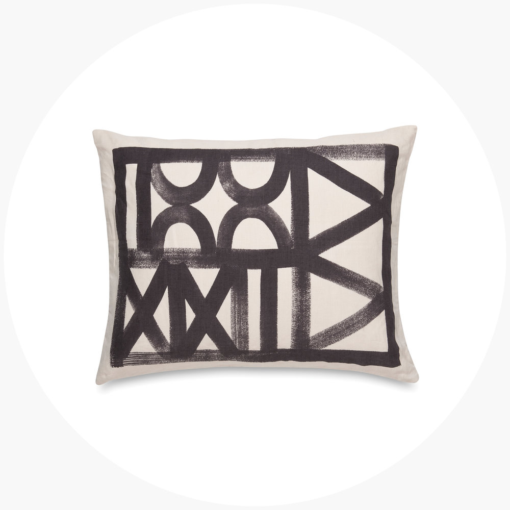 Cinderblock Cushion Cover $69.90