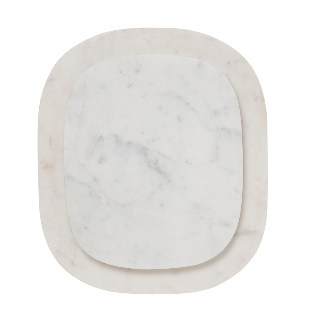Marble Curved Serving Boards