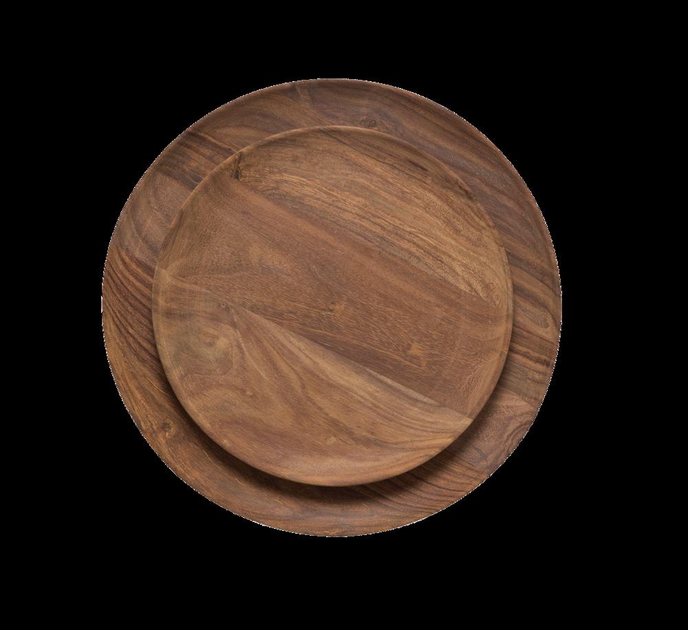 Sheesham Platters