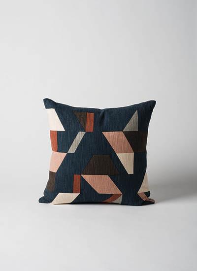 Rombo Printed Cushion  Multi  | $69.90
