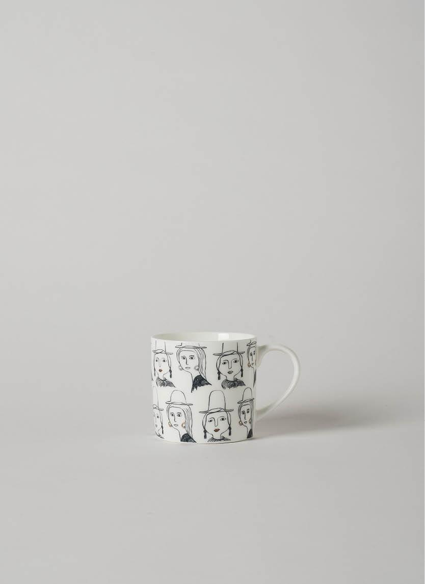 Cholitas Coffee Cup  $29.90