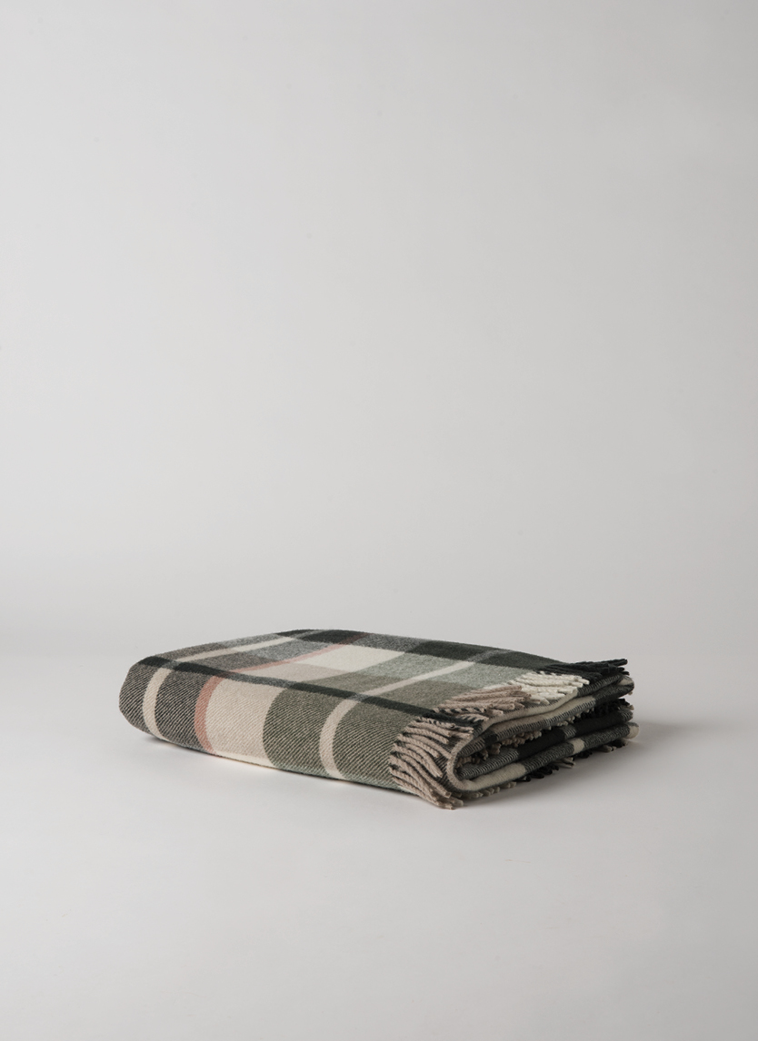 Siesta Wool Throw  $249
