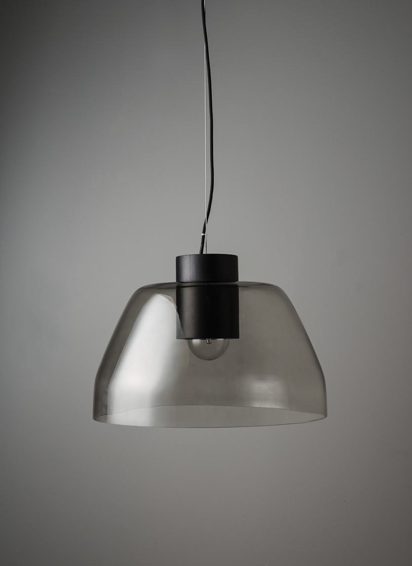 Smoke Ombra Pendant Light $999