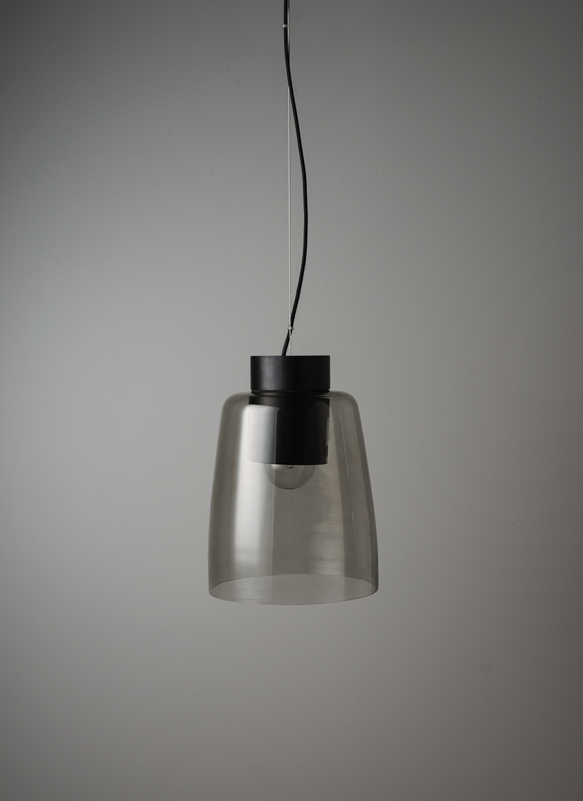 Smoke Ombra Pendant Light $329