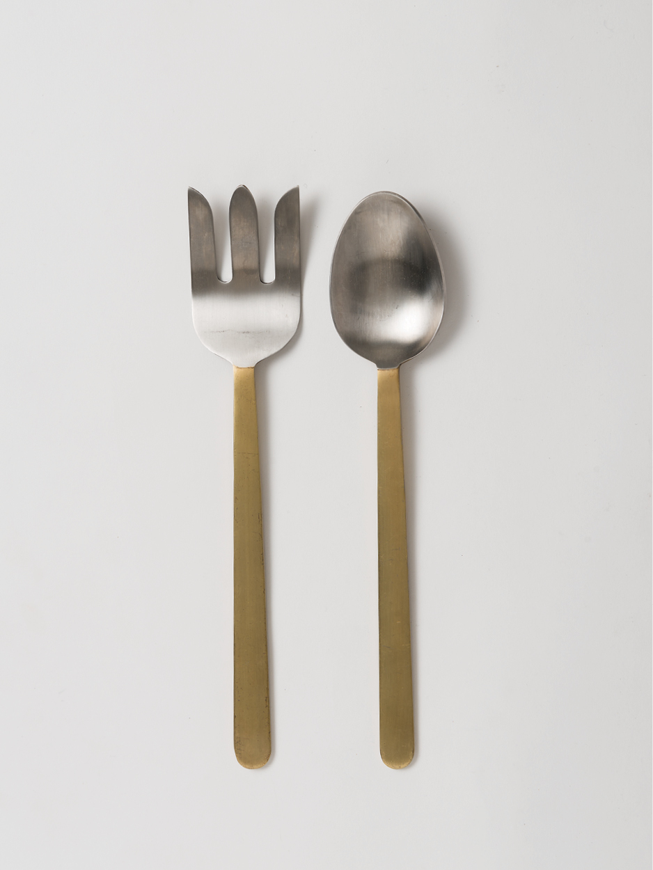 Brass Urbania Cutlery from $12.90