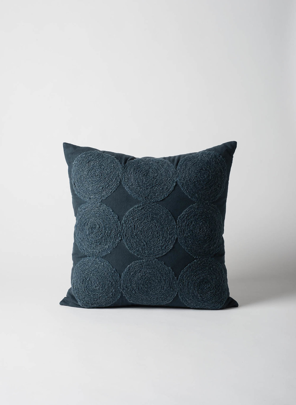 Luna Embroidered Cushion Cover $64.90