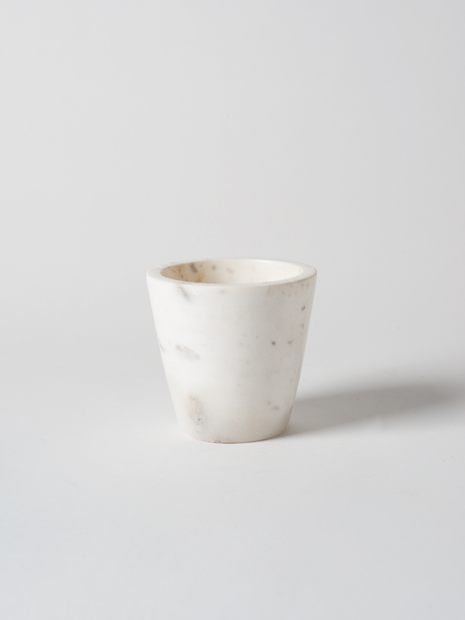 Marble Herb Pot $69.90