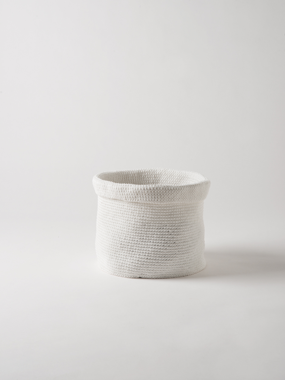 Crochet Round Basket from $69.90