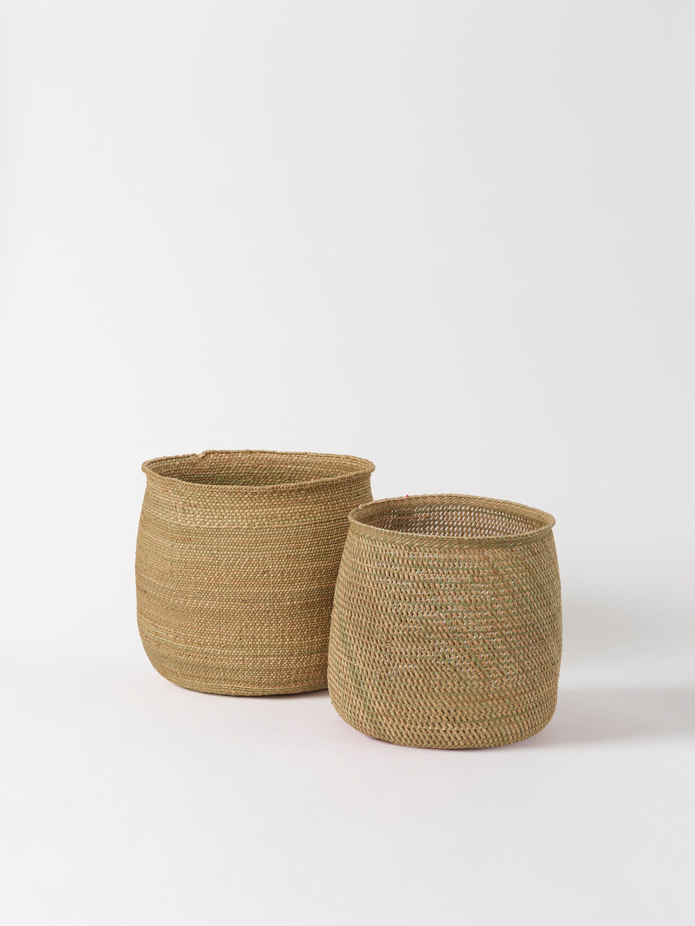 Iringa Woven Baskets From $84