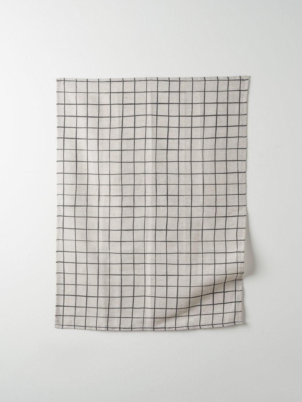 Linen Blend Tea Towel $24.90