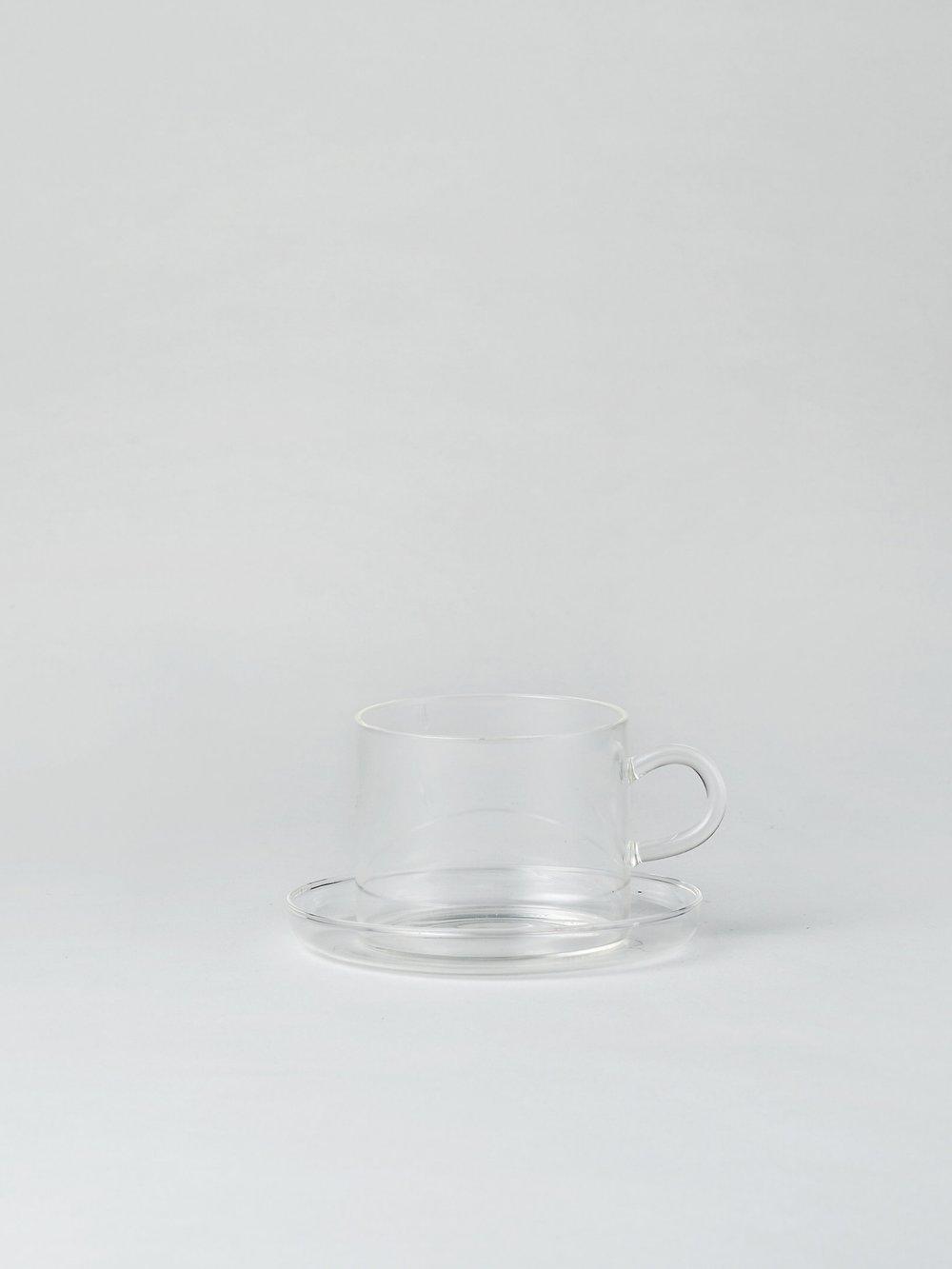 Piuma Tea Cup + Saucer $29.90
