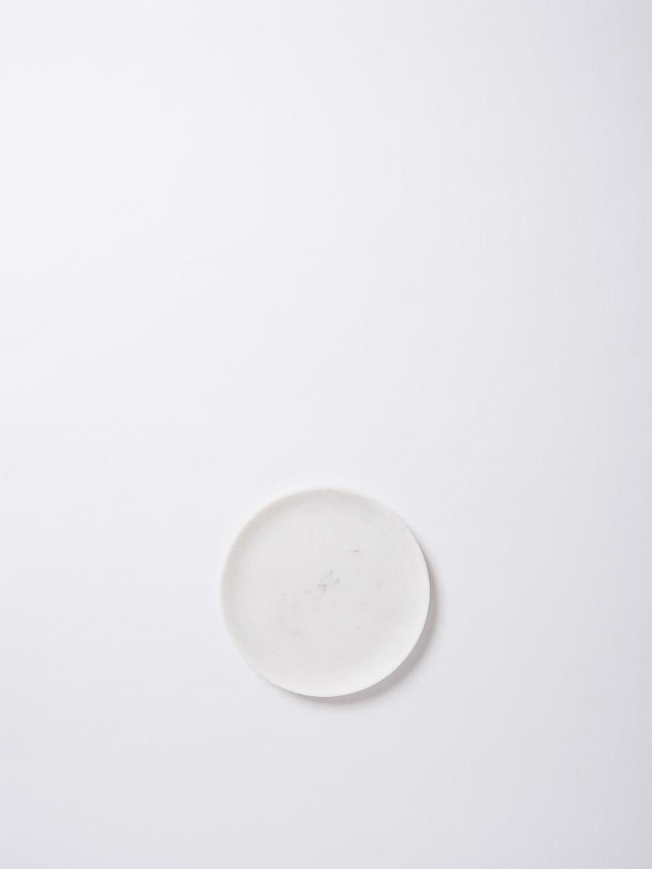 Ora Round marble Dish $119.00