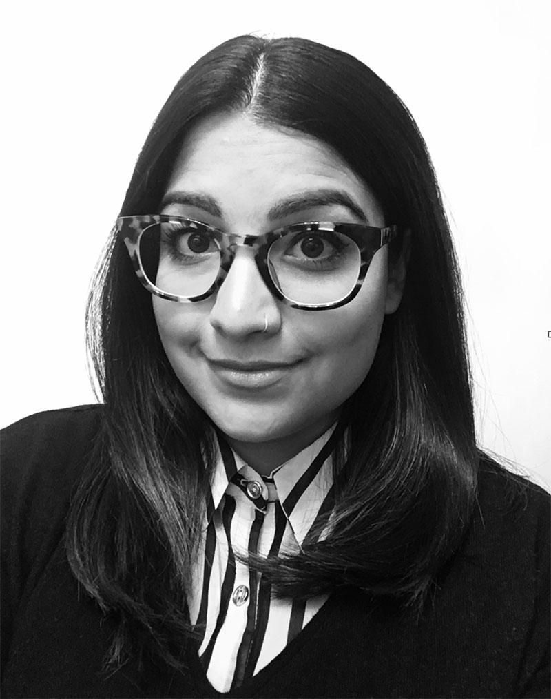 Krina Merchant, Corporate Counsel