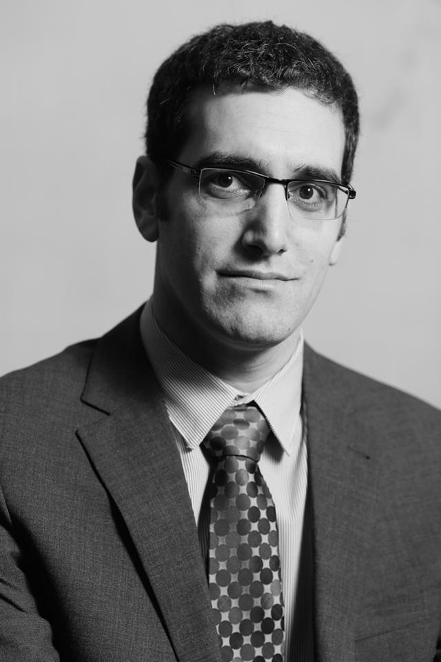 Elad Barak, Director of Business Development and Fundraising
