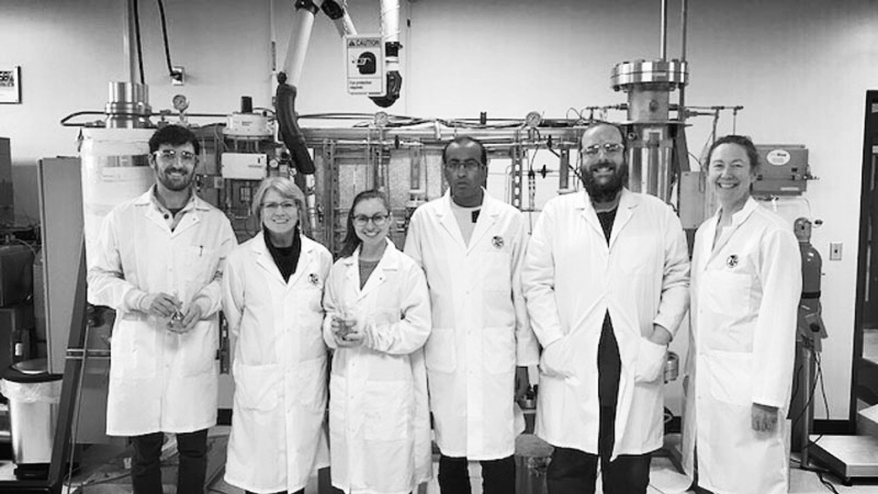 Province Brands' scientists