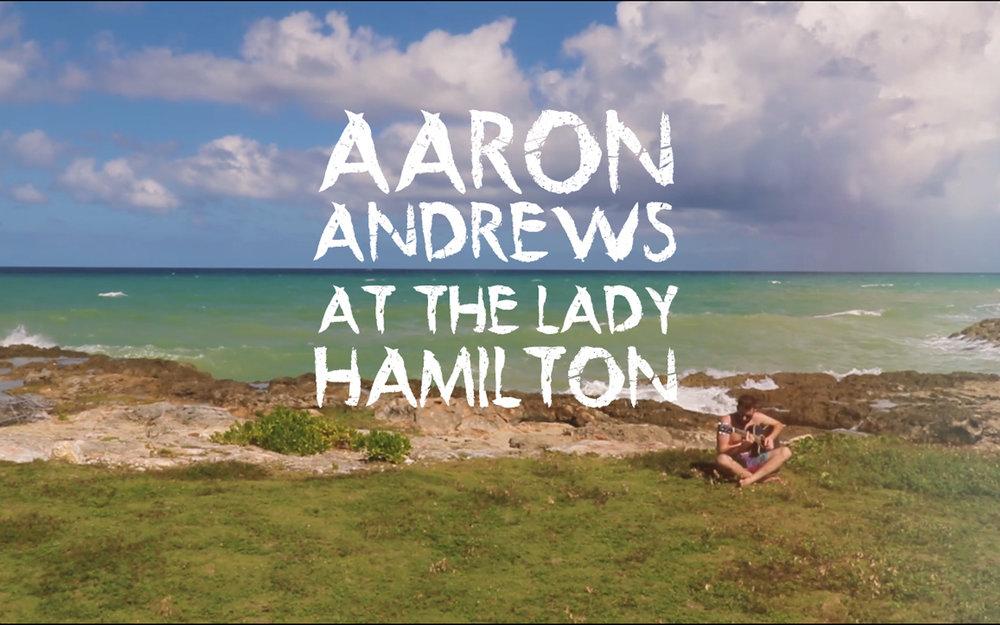 at the lady hamilton album cover