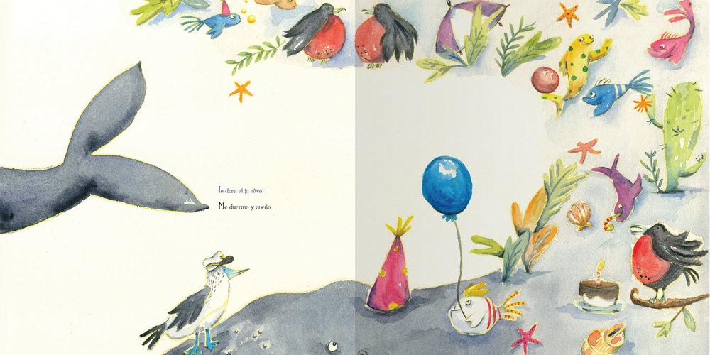 Ilustración doble página /14 de 15