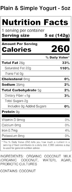 Plain & Simple Yogurt - 5oz - Nutrition Label (1).jpg