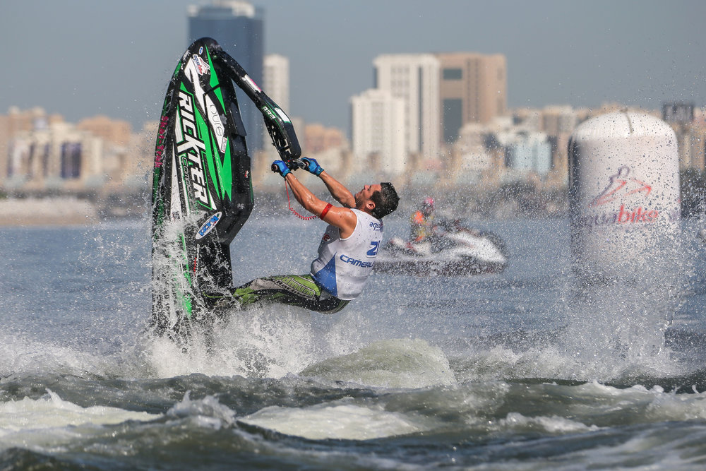 U.A.E. - Sharjah, UIM Aquabike World Championship - Grand Prix of Sharjah December 18/21–2016.