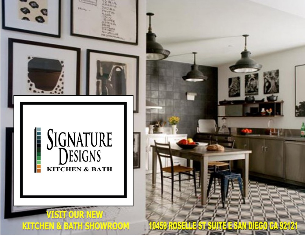 New Showroom In San Diego For Your Next Kitchen Remodel | Signature Designs Kitchen  Bath