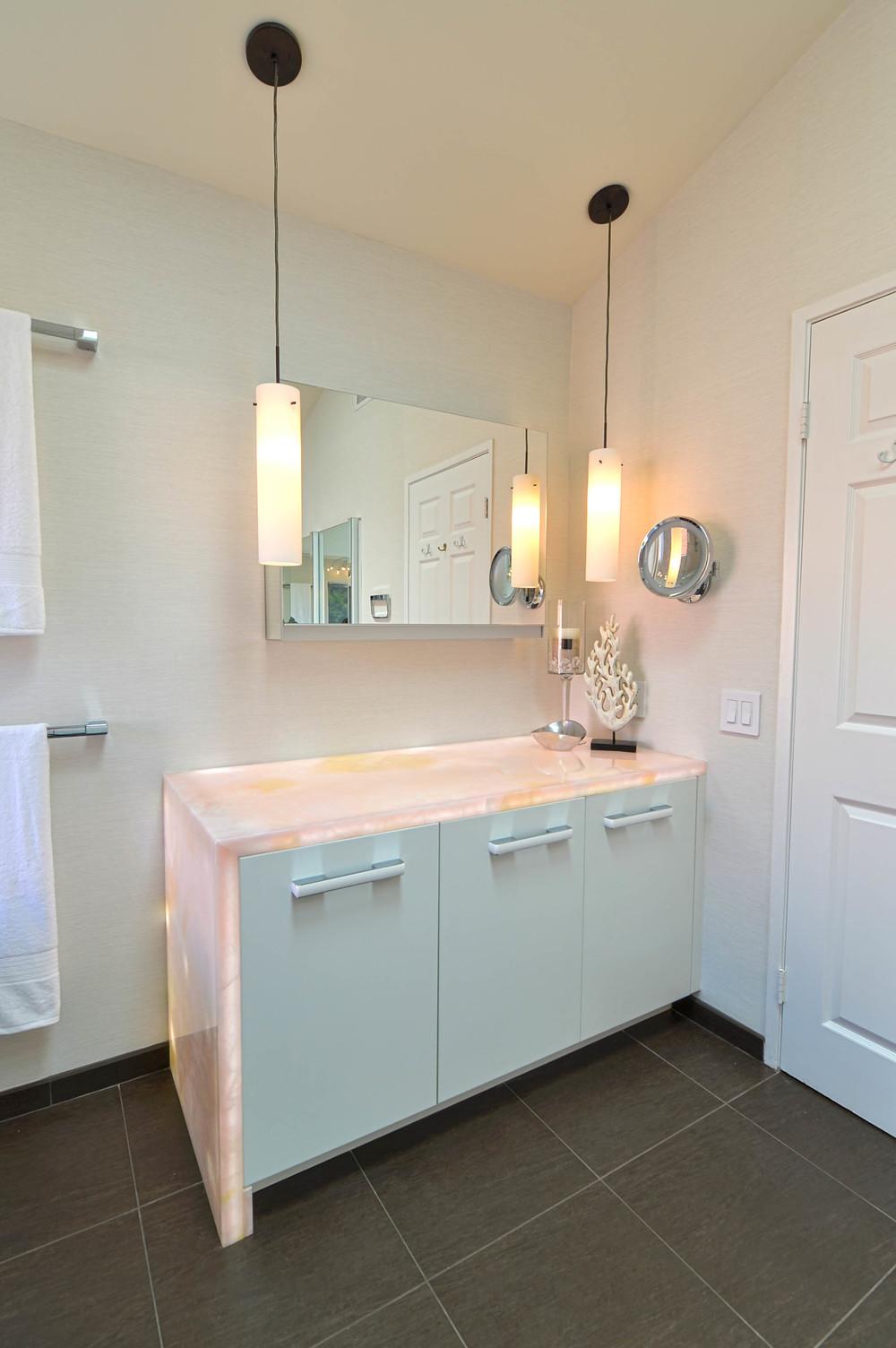 San Diego Modern Bath Remodel