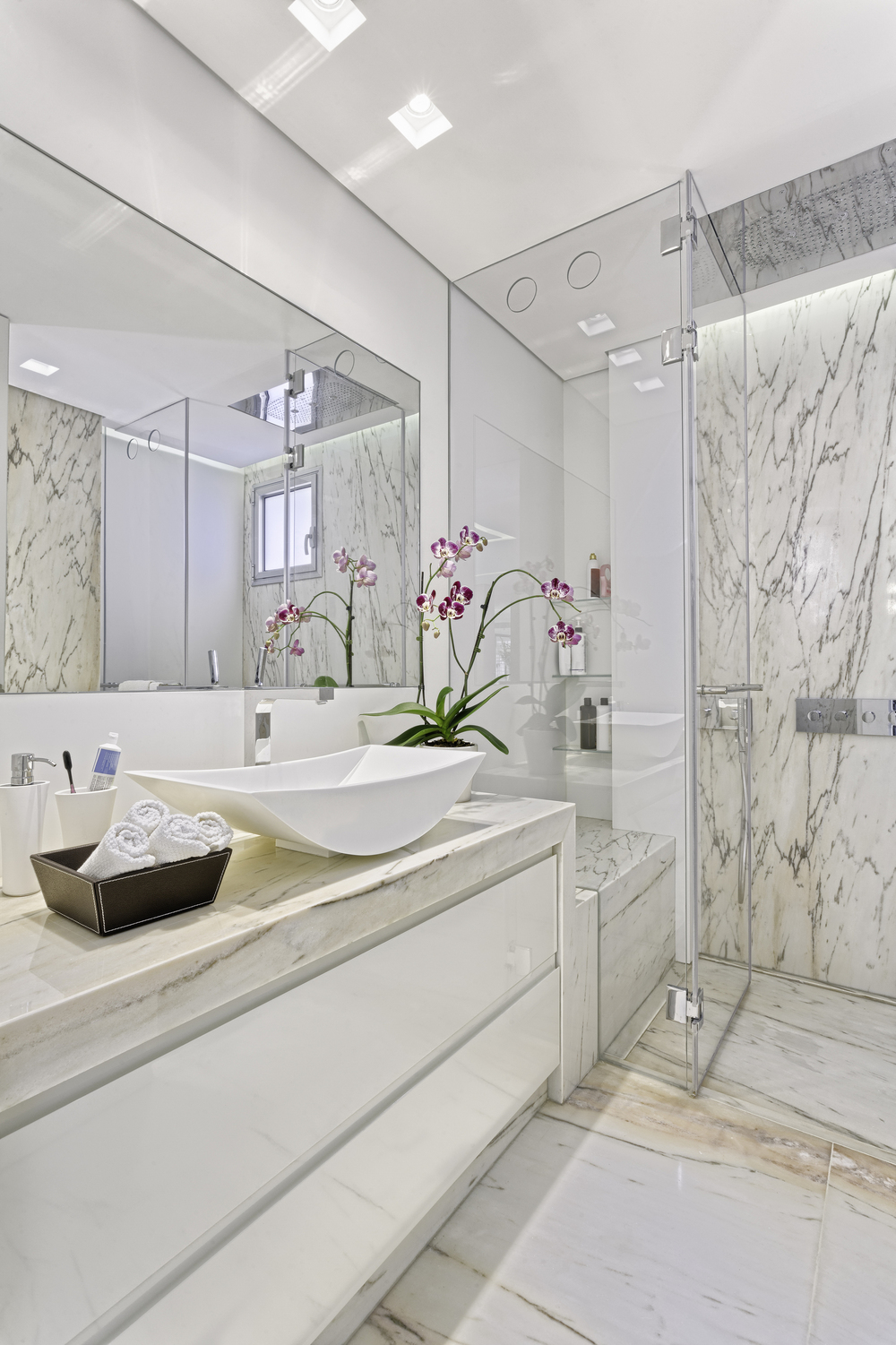 Your bathroom remodel can be cost effective and it can add value to your  home  Most of the work can be done by you  However  do not be hesitant to  call a  Transform Your Bathroom With Six Easy Tips   Signature Designs  . Cost Effective Bathroom Flooring. Home Design Ideas