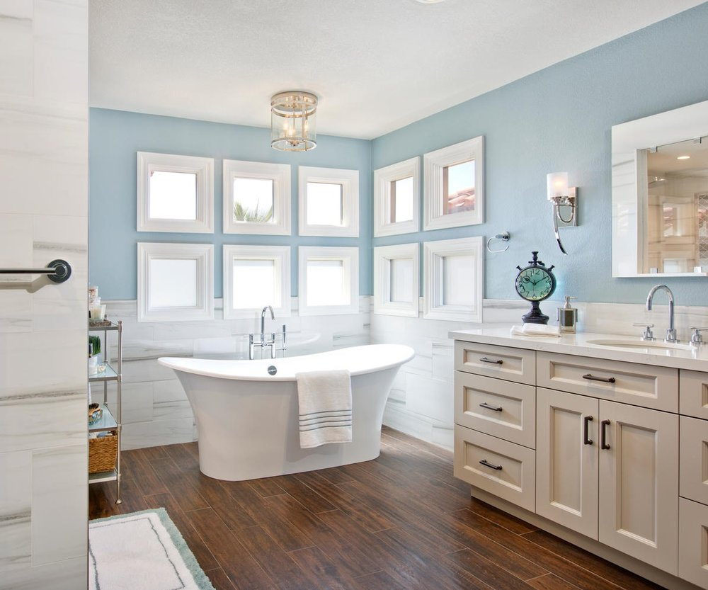 Bathroom Cabinets San Diego san diego kitchen, bath, interior design - remodel professional