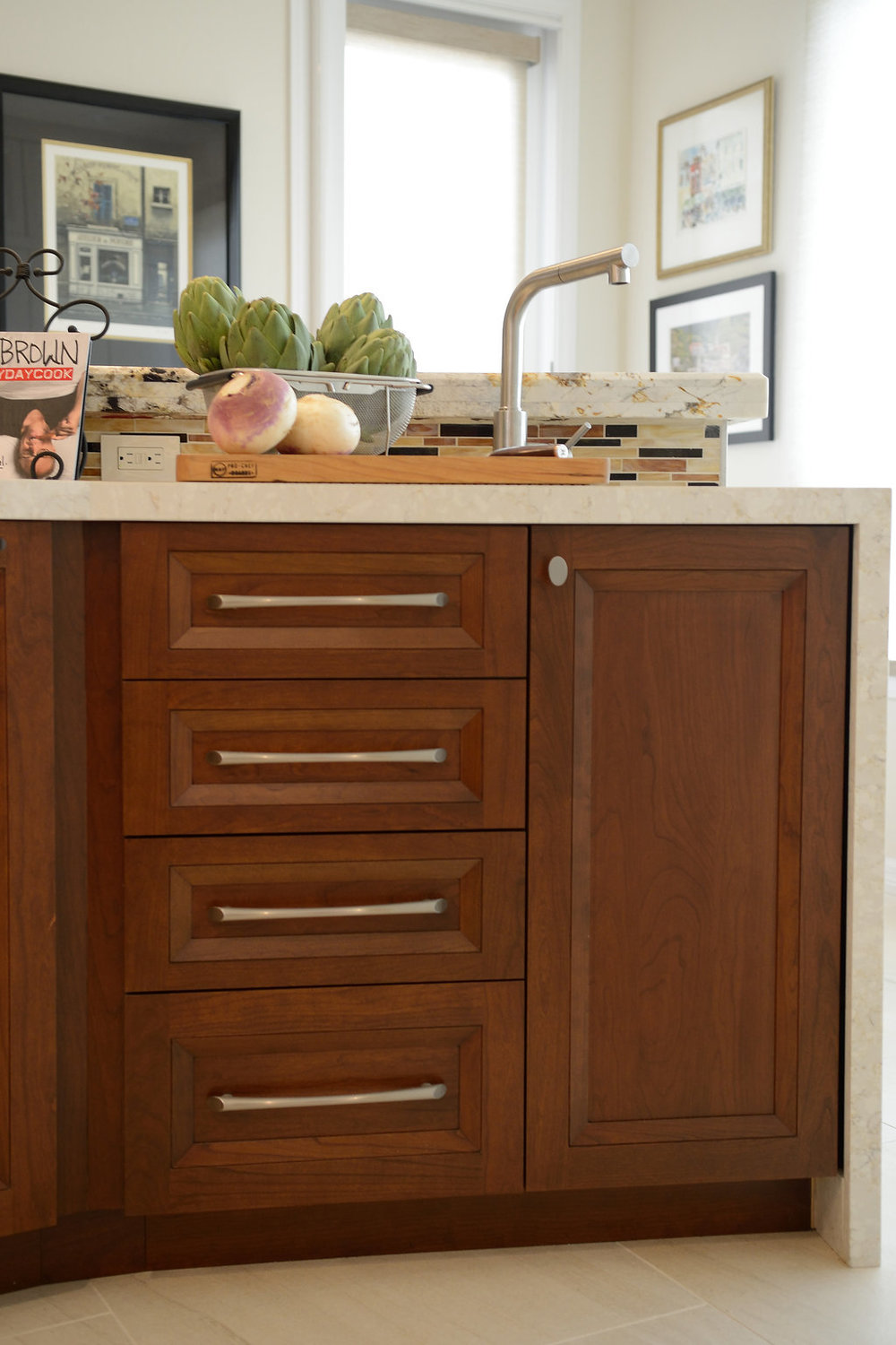 Ovation Custom Cabinetry exclusively at Signature Designs Kitchen Bath