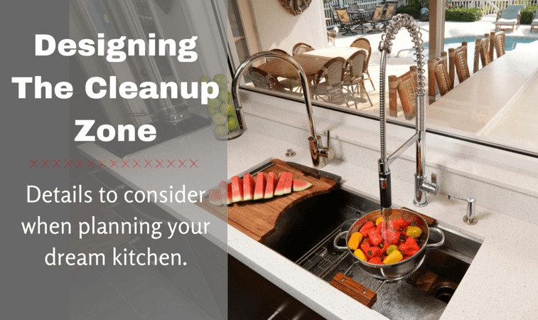 Not Your Mothers Sink   Designing Your Cleanup Zone | Signature Designs  Kitchen Bath