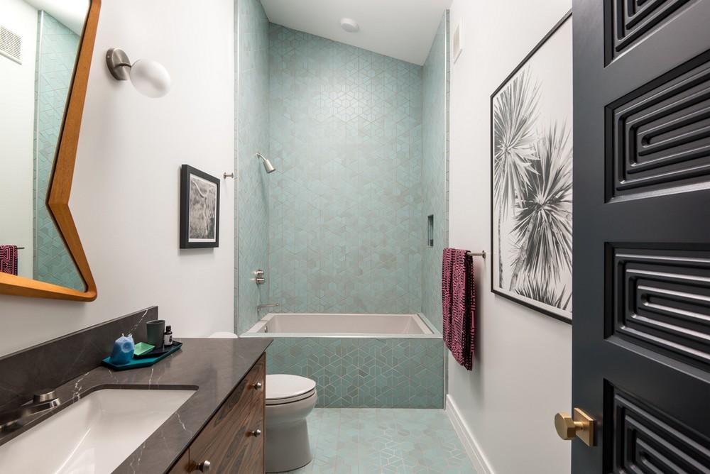 dasMOD MidCentury Bathroom Remodel